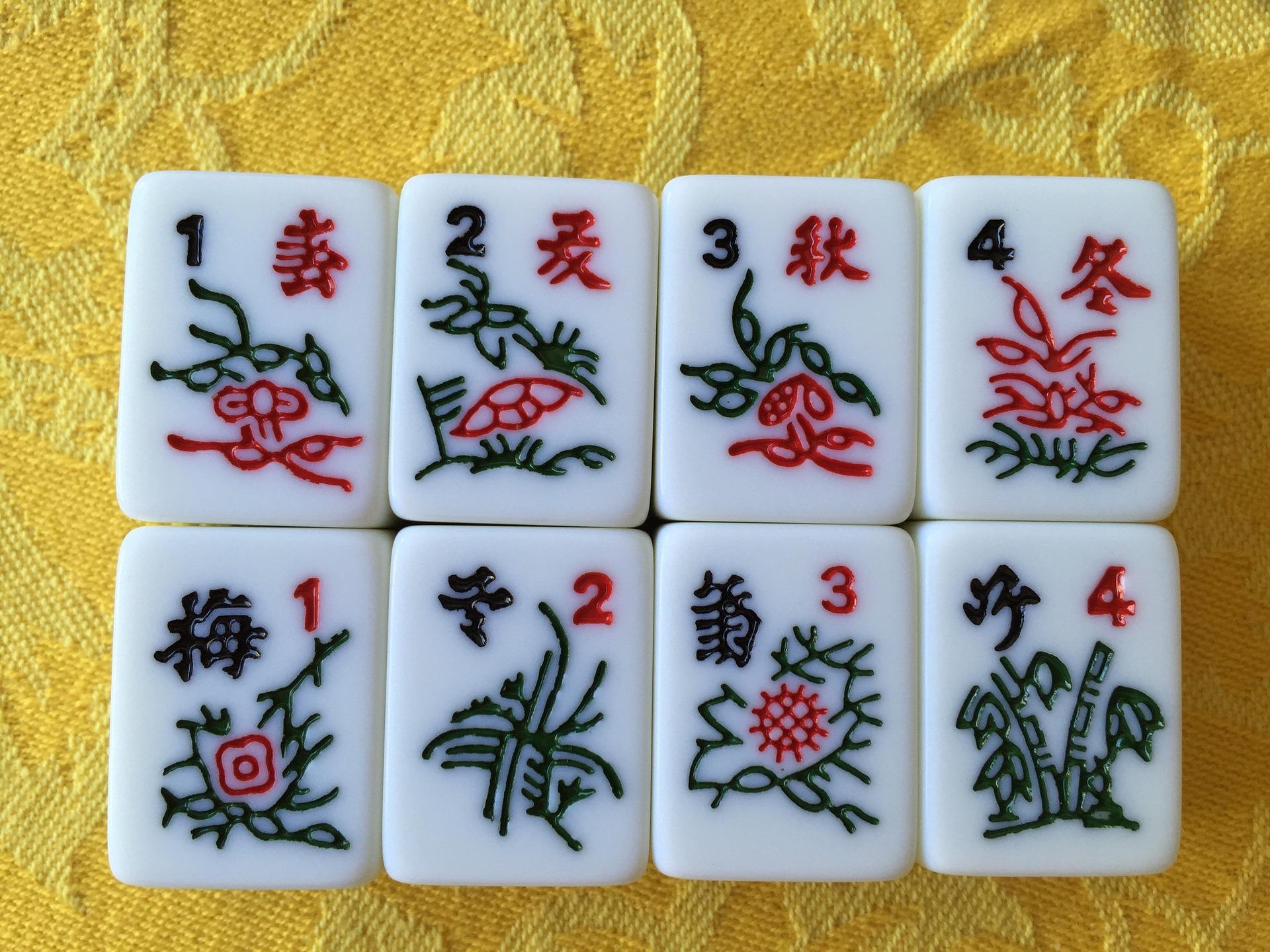 kostenlos spielen mahjong