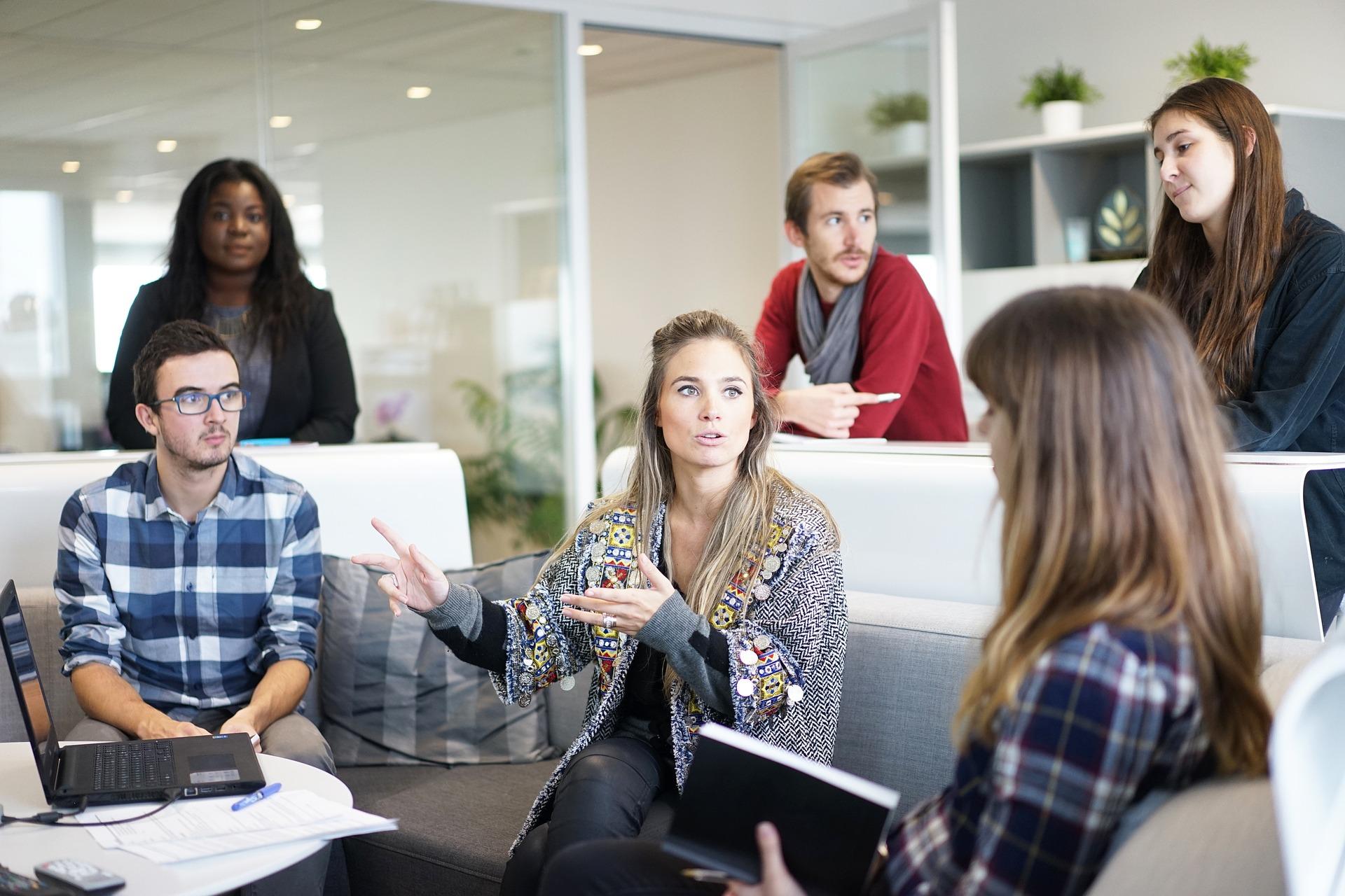 Mitarbeitergespräche führen - passende Fragen