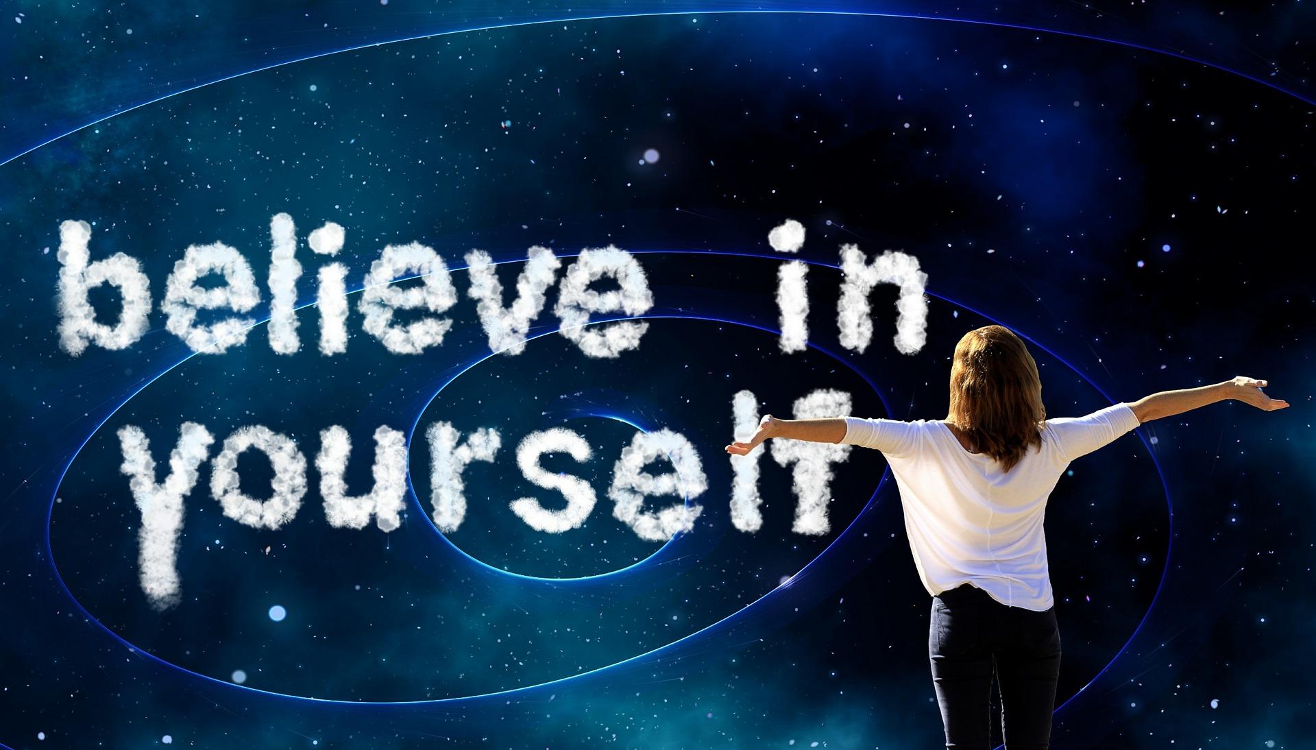 Selbstbewusstsein - ein beliebter Test zur Standortbestimmung