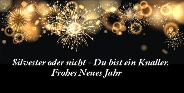 Silvesterspr che 2015 16 sch n cool und witzig - Lustige silvester sms ...