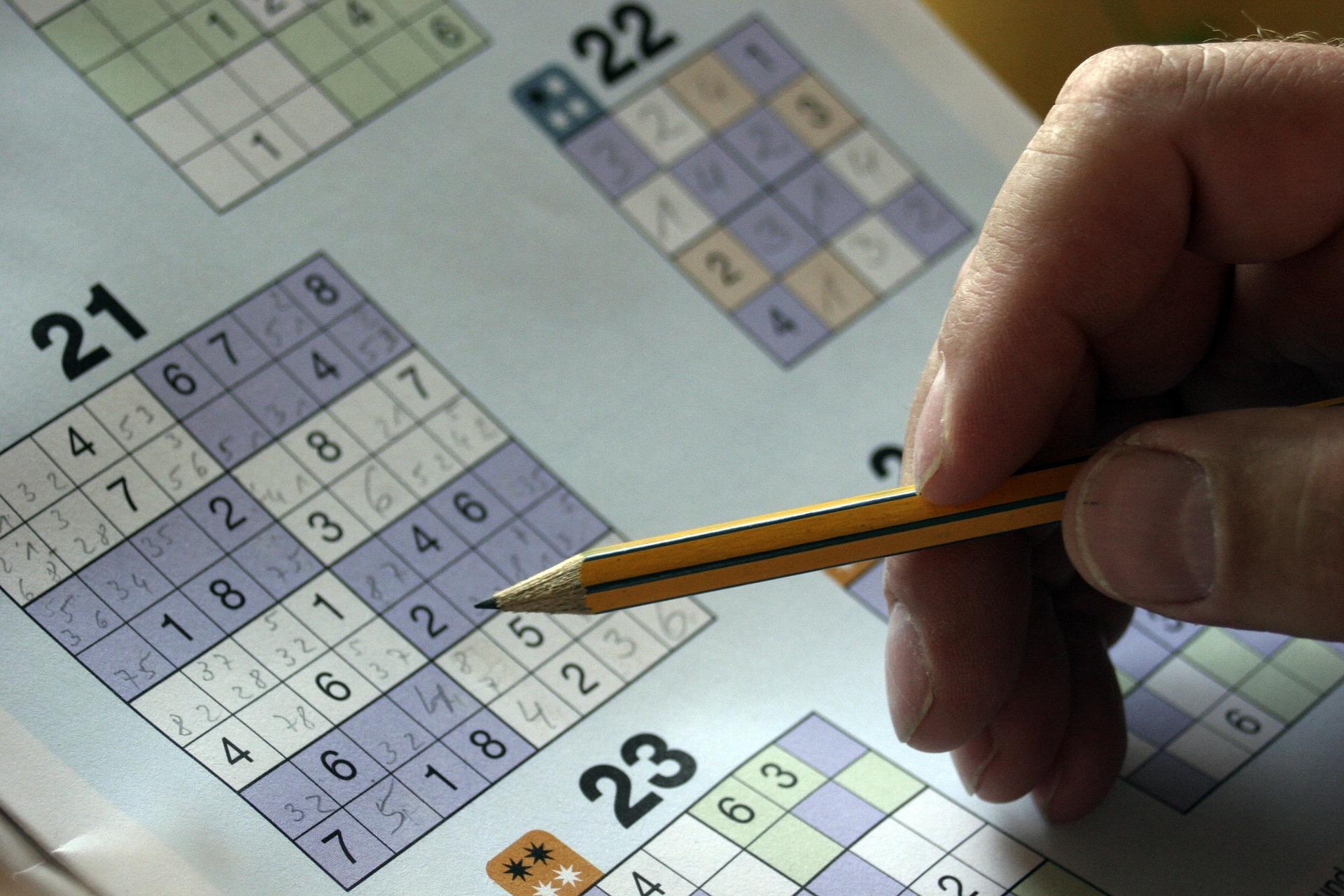 Sudoku Gehirnjogging kostenlos online spielen