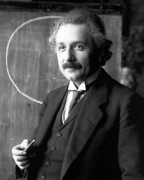 Albert Einstein Zitate und Biografie
