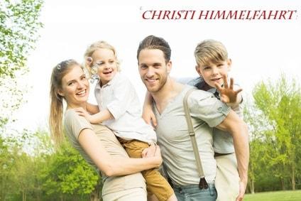 Christi Himmelfahrt ᐅ Bedeutung und Sprüche - Plakos
