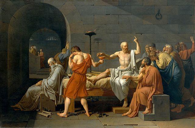 Sokrates Zitate, Biografie und sein Tod