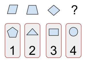 Einfacher iq Test