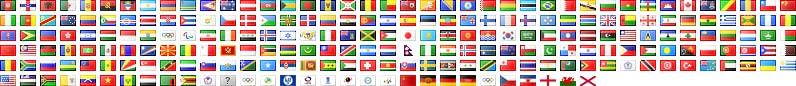 Flaggen Quiz online, kostenlos - sehr beliebt