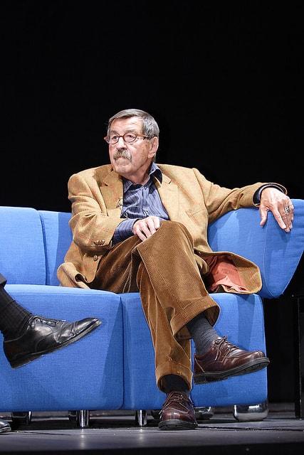Günter Grass Sprüche und Zitate einer Ikone