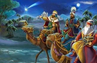 Heilige Drei Könige Wissen und Quiz - sehr beliebt