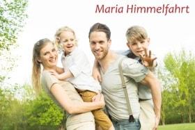 Maria Himmelfahrt 15. August - alle Regionen und Quiz