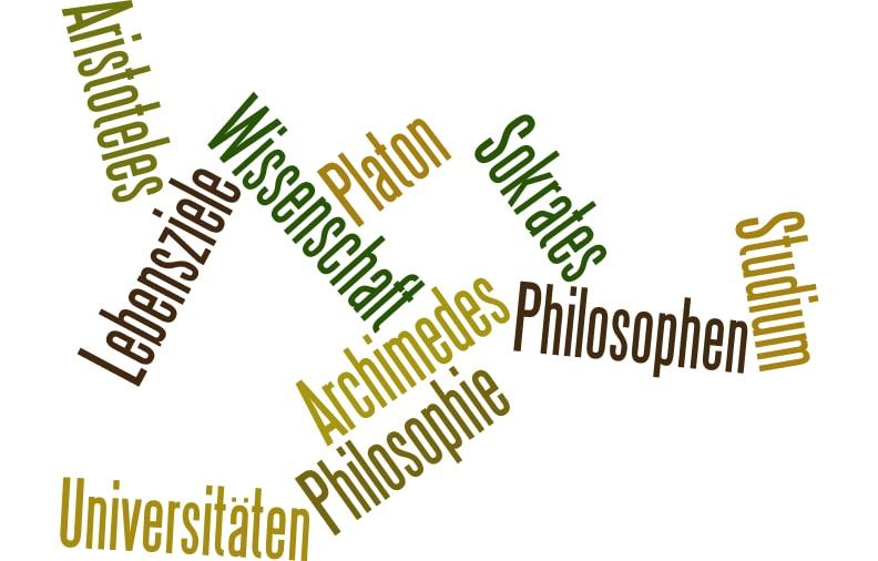 Studium Philosophie