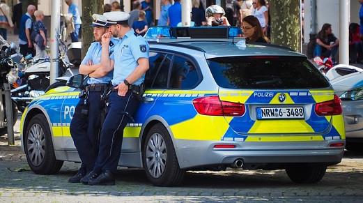 Polizist In Ausbildung