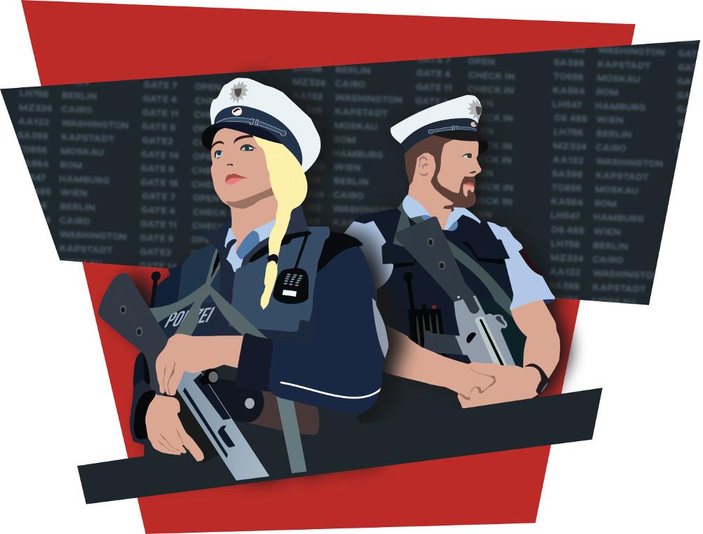 polizei test beliebte einstellungstest aufgaben mit lsungen - Polizei Thuringen Bewerbung