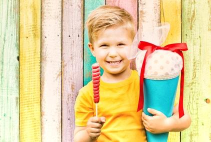 Einschulung ᐅ Sprüche, Gedichte und Geschenke
