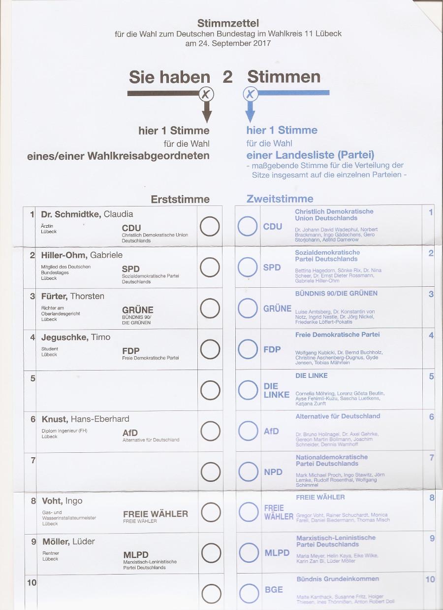 nächste bundestagswahl in deutschland