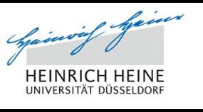 uni dsseldorf losverfahren und auswahlverfahren - Uni Dusseldorf Bewerbung