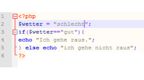 PHP-lernen