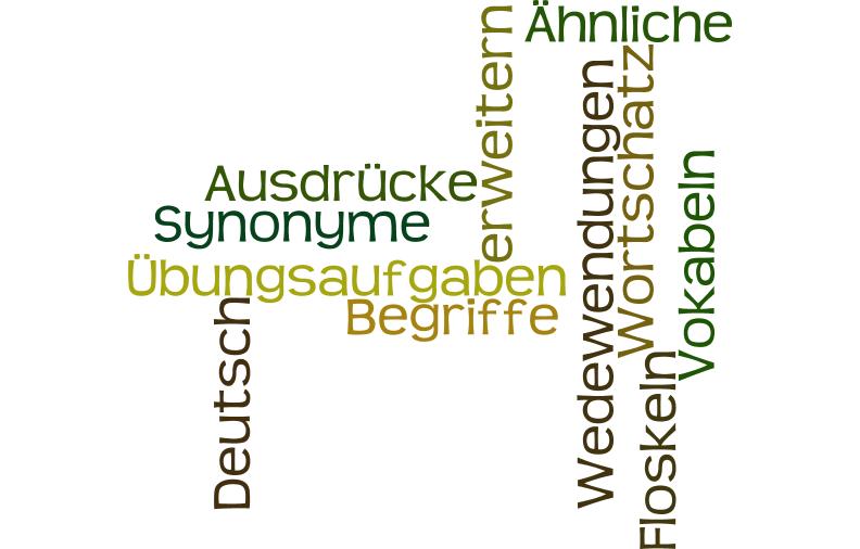 Wortschatz erweitern mit Deutsch-Übungsaufgaben
