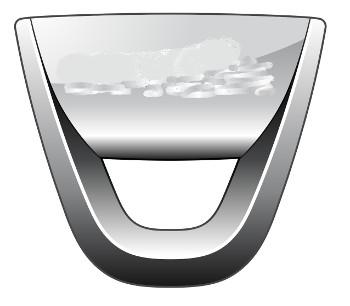 Ist es das Markenzeichen von Dacia, Mini, Daewoo, oder Rover?