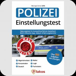 Polizei Einstellungstest Test Kostenlos üben Plakos Online Tests