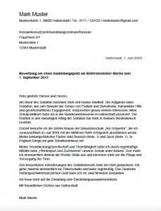ᐅ Bewerbung Bundeswehr Darauf Kommt Es Bei Der Bewerbung An
