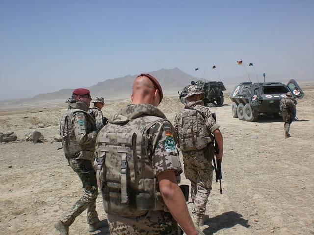 Bundeswehr Berufe
