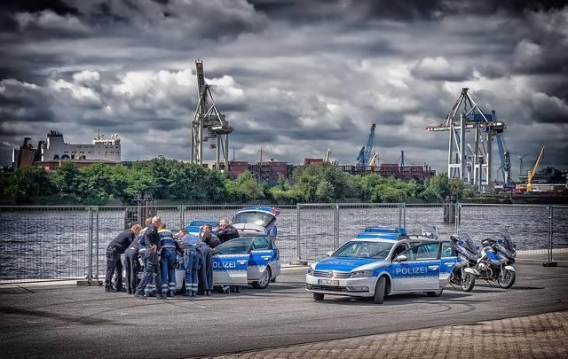 Polizei Praktikum