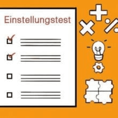 Einstellungstests
