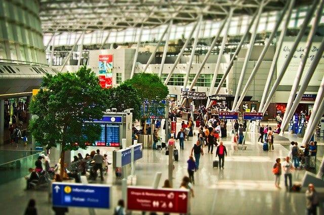 Flughafen München Karriere