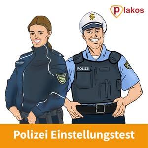 Polizei Einstellungstest Podcast