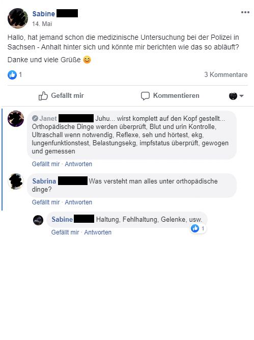 Polizei Sachsen Anhalt Einstellungstest   Plakos Akademie